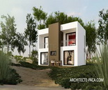 plan-maison-contemporaine-cube