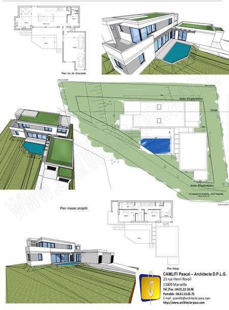 Etude de faisabilité Architecte