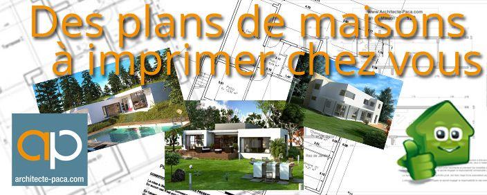 Des plans de maisons à télécharger pour vous inspirer