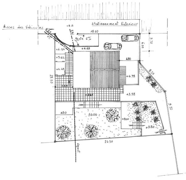 R alisations extension r novation d coration maison - Plan de masse maison individuelle ...