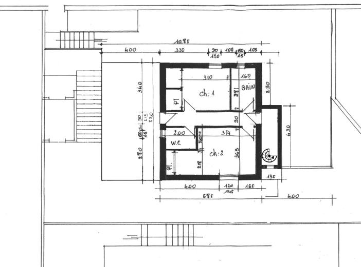 Extrêmement Réalisations Extension Rénovation Décoration maison individuelles VI58