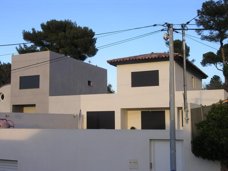 R alisations de maisons individuelles d 39 architecte for Architecte maison individuelle