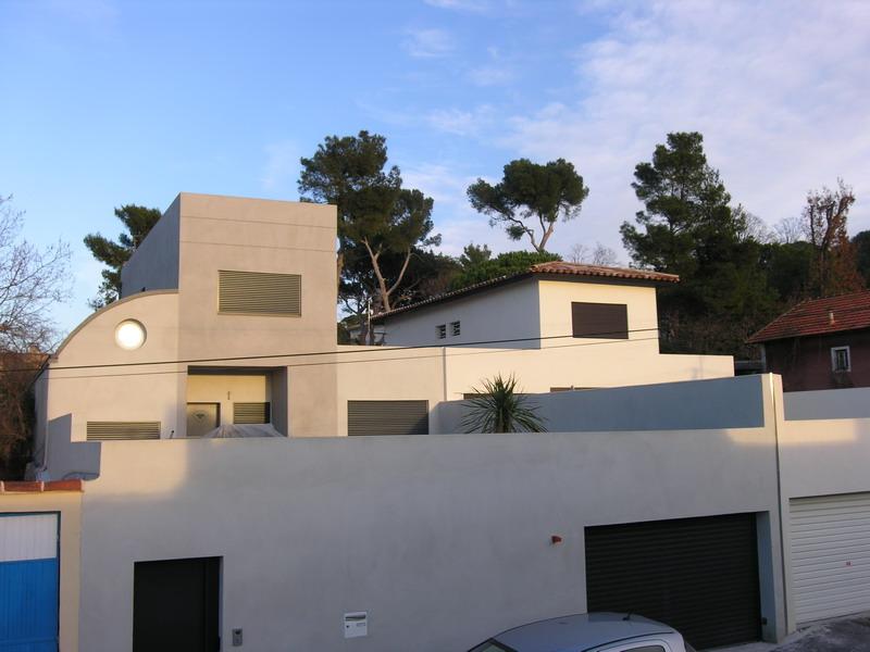 R alisations de maisons individuelles d 39 architecte for Architecte bordeaux maison individuelle