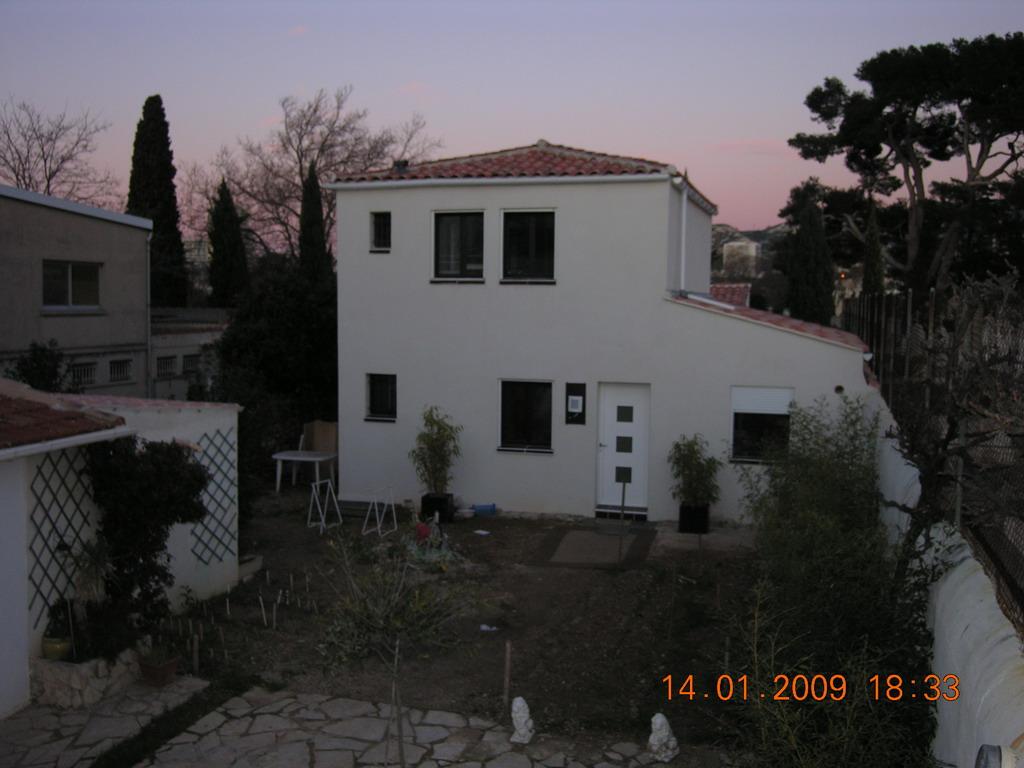 R alisations de maisons individuelles d 39 architecte for Architecte grenoble maison individuelle