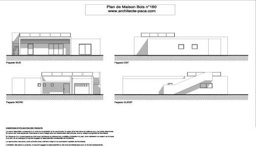 La page est introuvable architecte paca for Plan de maison facade
