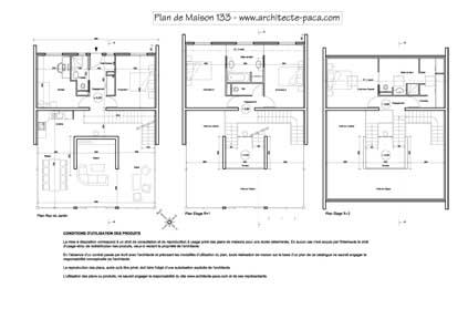 100 plans de maisons individuelles pdf