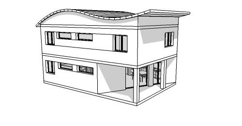 Plan Architecture: plan maison architecture 3d