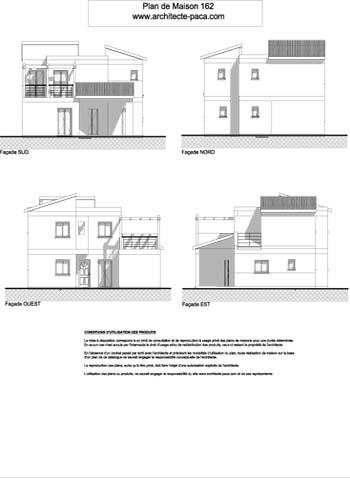 T L Charger Facades 1 100e Plan Maison Traditionnelle
