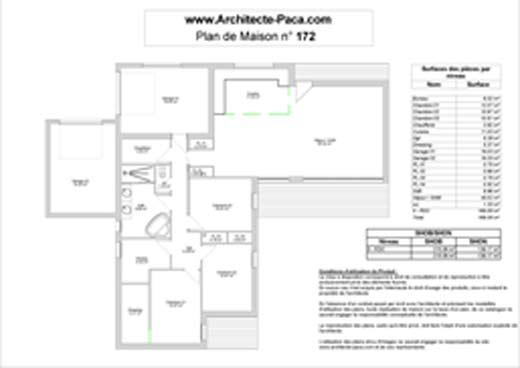 Tarif architecte pour plan maison