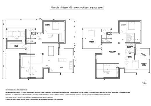 9 plan maison moderne gratuit pdf 1 - Plan Maison Moderne Gratuit