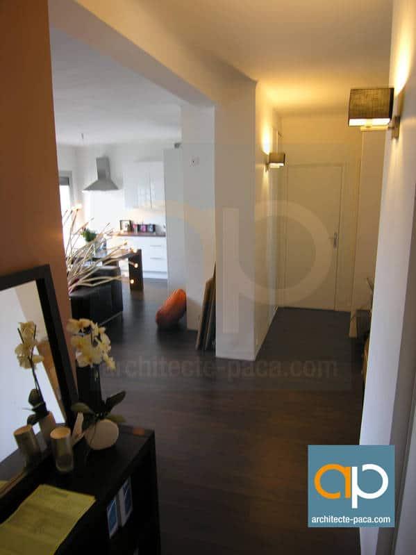 Appartement marseille renover par architecte 02 for Appartement design 2015