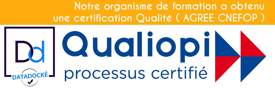 Certification QUALIOPI Formations CAMLITI architecte paca