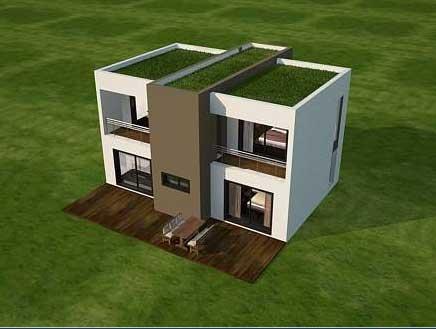 Maison Contemporaine Cube Plan N 167 Architecte Paca L Architecture Sous Toutes Les Coutures
