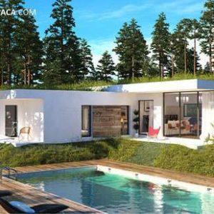 Plans De Maisons D Architecte à Télécharger En Dwg Pdf Et