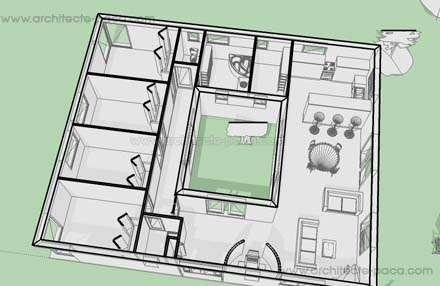 Modele De Maison Maison Pro Ecotm Patio Presente 7 6