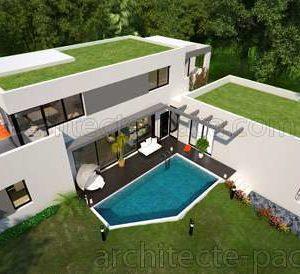 Plans De Maisons D Architecte A Telecharger En Dwg Pdf Et Format Ifc